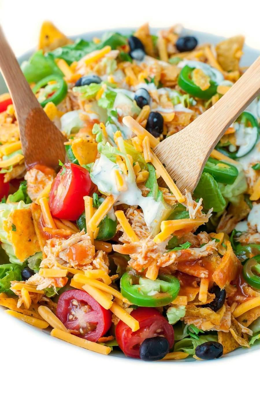 buffalo-chicken-taco-salad-recipe-peasandcrayons-edit-2