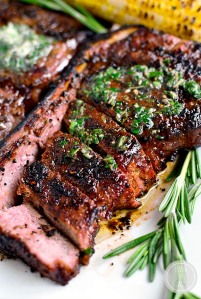 Perfect-Grilled-Steak-with-Herb-Butter-iowagirleats-03
