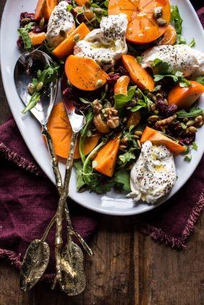 Harvest-Cranberry-Persimmon-and-Burrata-Salad-5