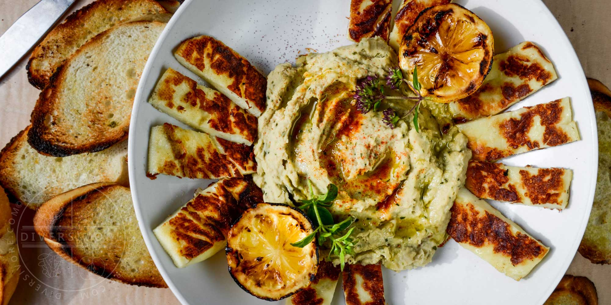 Grilled-Halloumi-with-Basil-Cannellini-Hummus-banner.jpg